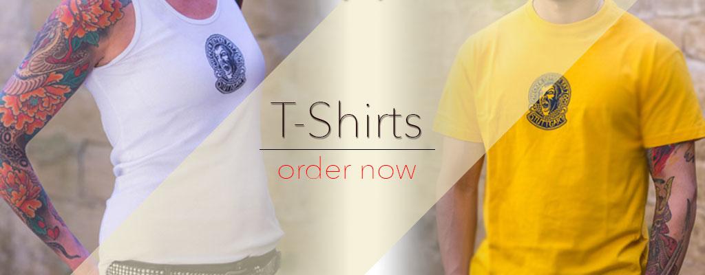 T-Shirts bestellen