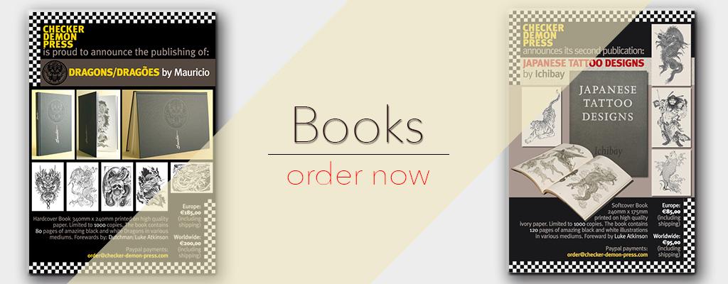 Bücher bestellen / Order books