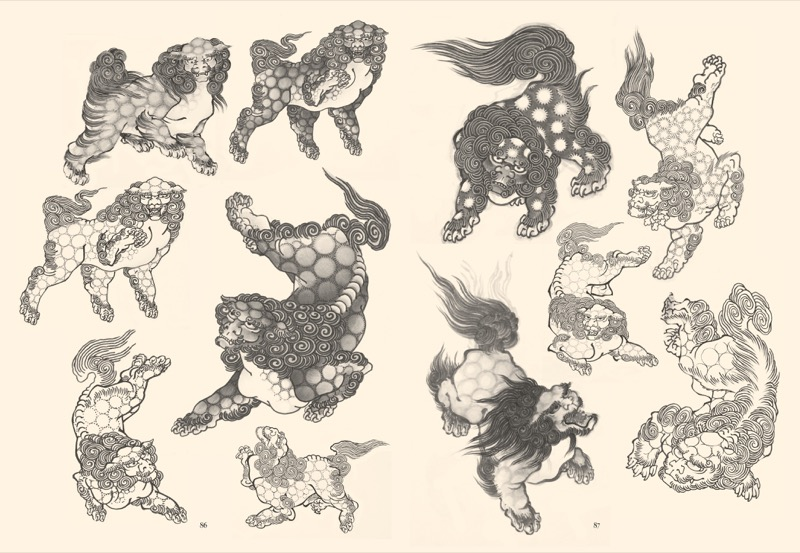 Japanese Tattoo Designs Buch von Ichibay Tattoo Artist Japan