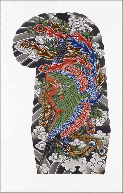 Phoenix Arm Study by Ichibay